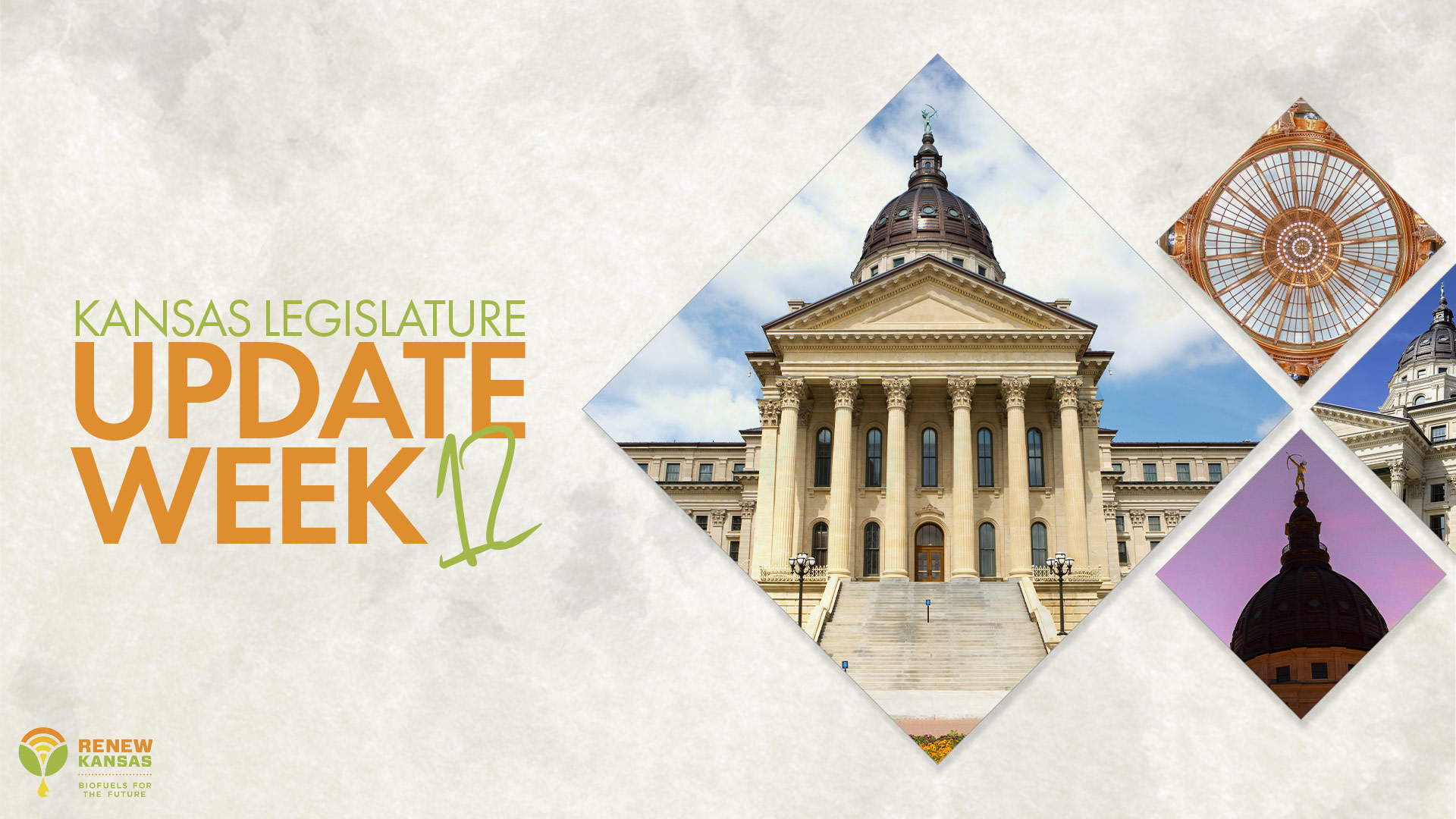 Kansas Legislature Update - Week 12
